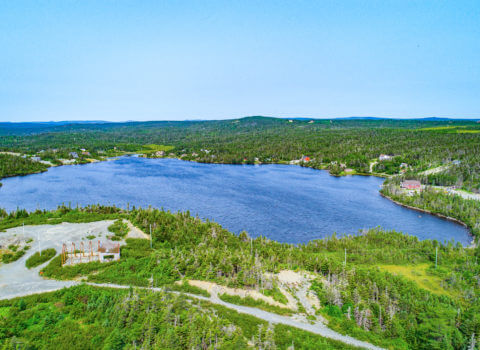 Tors Cove, Beachy Cove Pond, Lots 1-22