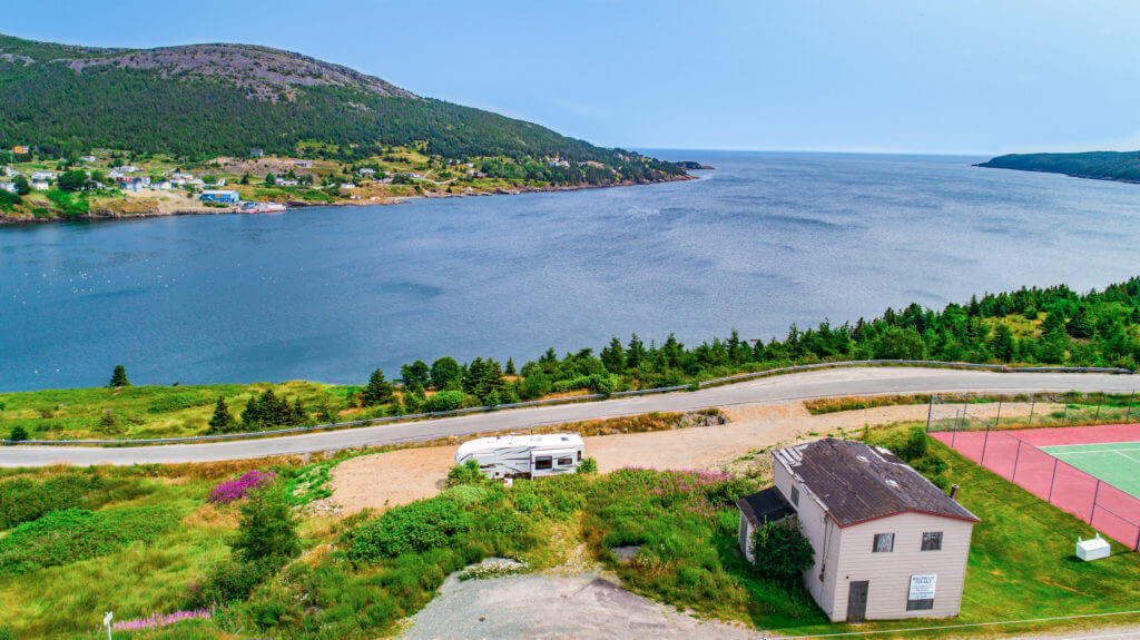 Land for Sale on South Side Road in Bay Bulls, Newfoundland.