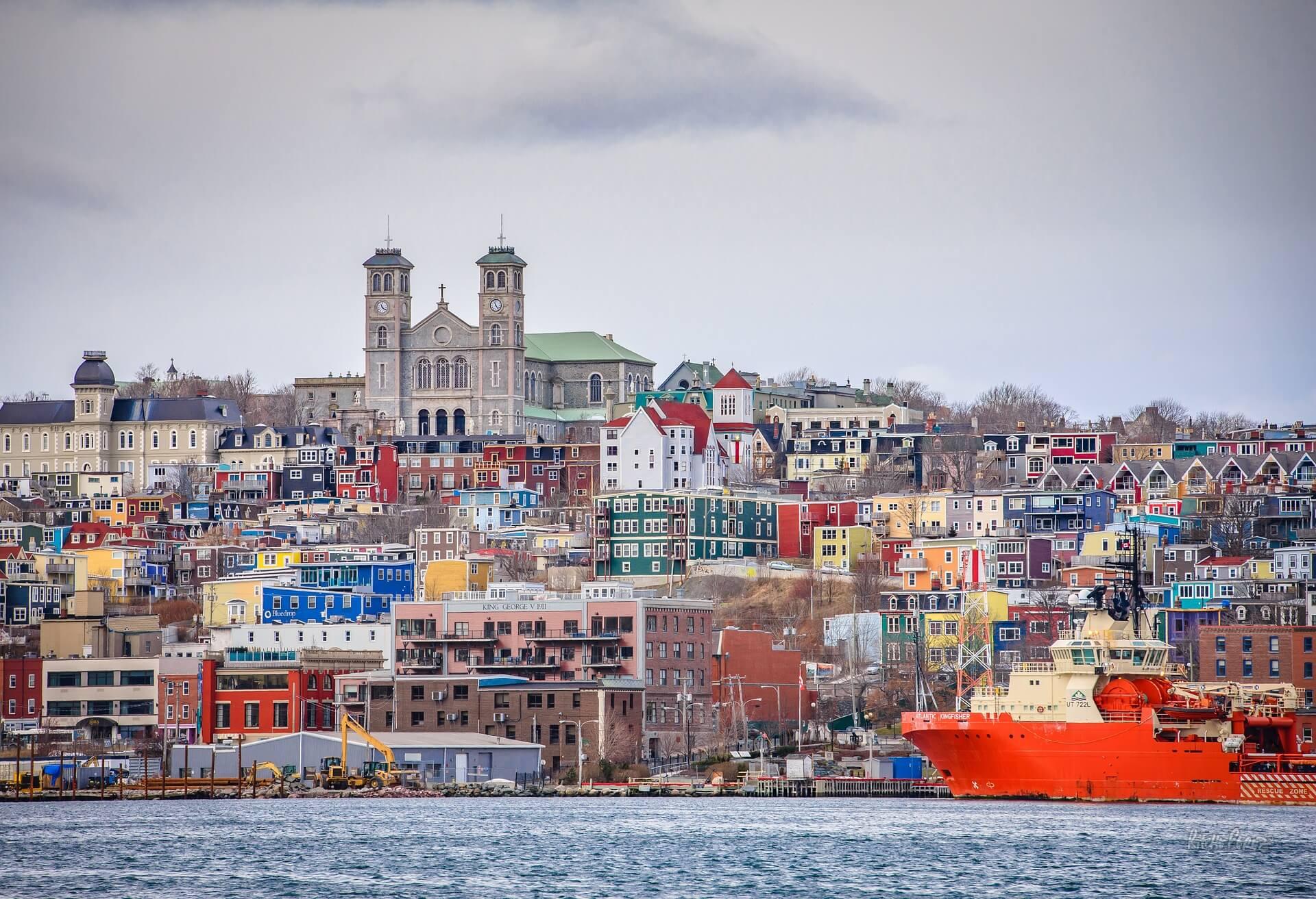 Newfoundland architecture